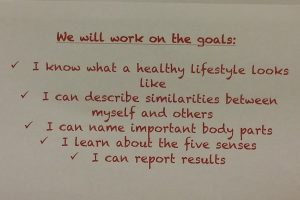 Goals_How to build an English lesson