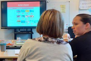 Overleggen_Get your children to speak_junior classes