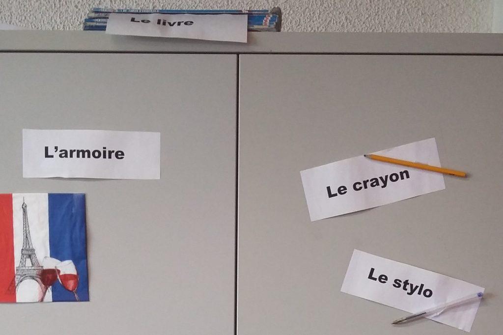 Taal van het lokaal_Hoe implementeer ik de buurtaal Frans