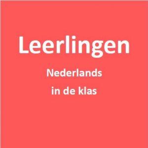 Nederlands voor in de klas