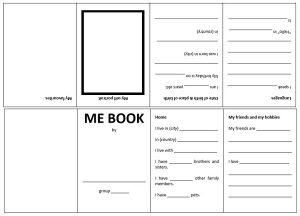 Me book_Worksheet